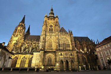 Cattedrale di San Vito a Praga