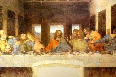 Il Cenacolo di Leonardo da Vinci a Milano