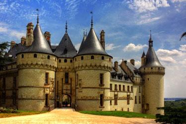 Il Castello di Chaumont nella Loira