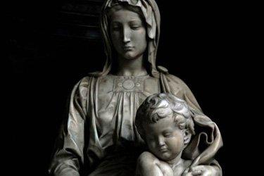 La Chiesa di Michelangelo a Bruges