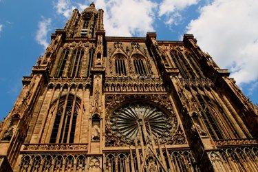 La Cattedrale di Notre Dame di Strasburgo