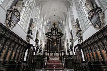 chiesa san paolo anversa