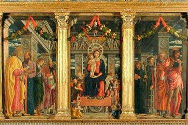 La Chiesa di San Zeno a Verona.