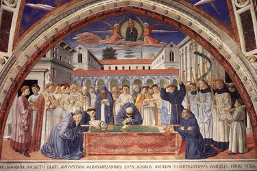 Chiesa di Sant'Agostino a San Gimignano