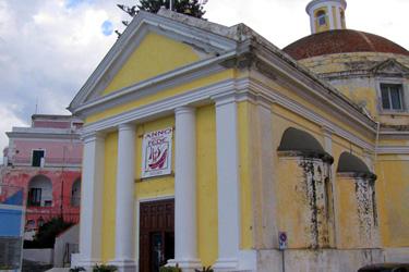 La Chiesa dei Santi Silverio e Domitilla