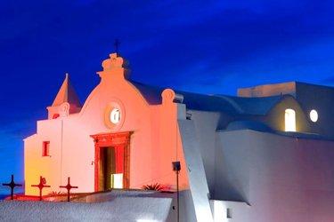 La chiesa del Soccorso a Forio d'Ischia