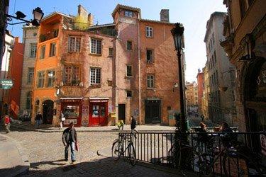 La Città Vecchia di Lione