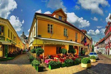 La Città Vecchia di Vilnius