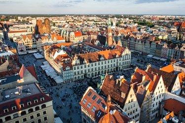 La Città Vecchia di Breslavia