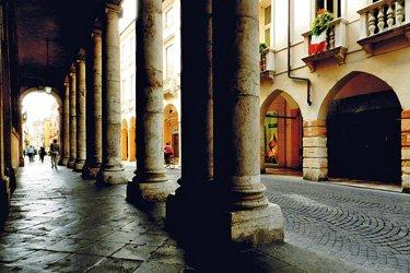 Corso Andrea Palladio a Vicenza