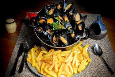 Cosa mangiare a Bruges