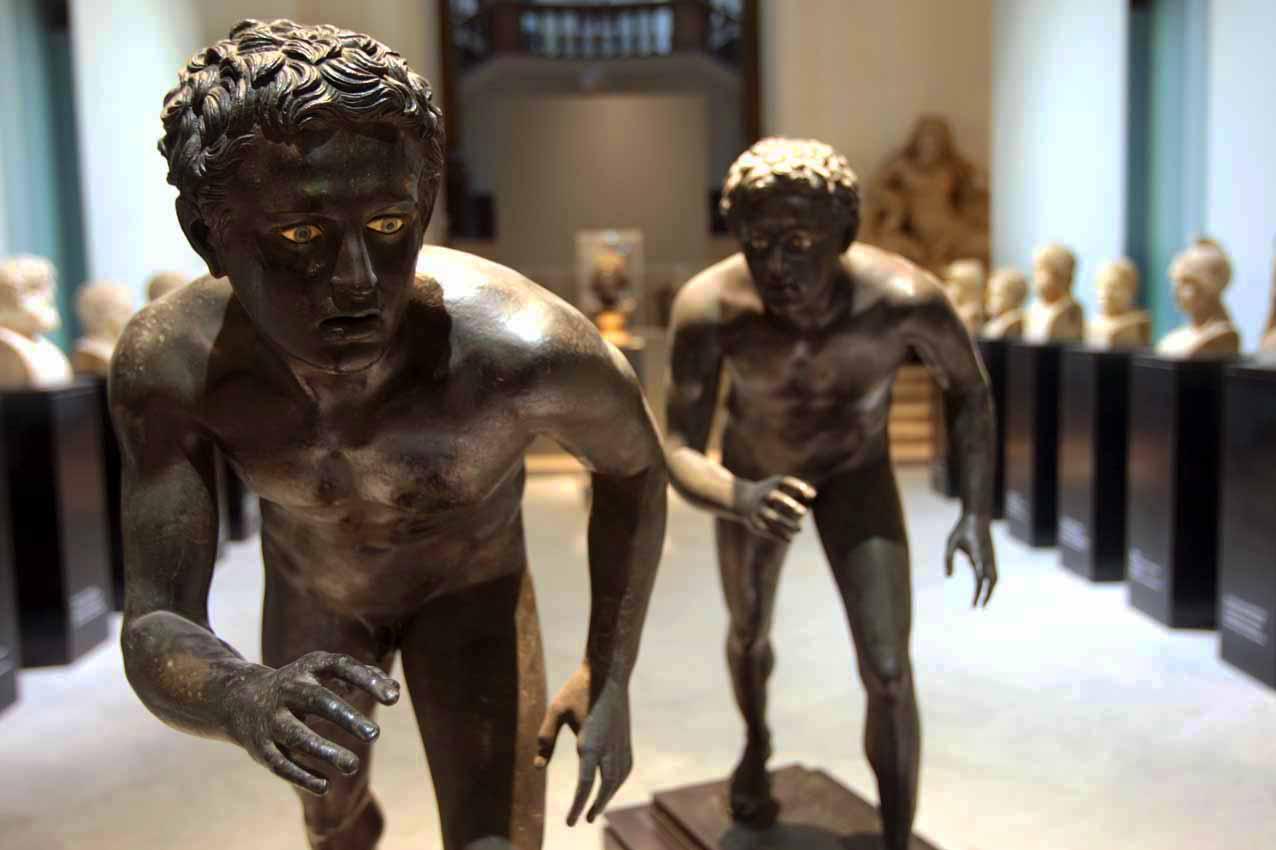 Risultati immagini per museo mann napoli