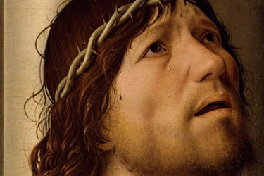 Cristo alla colonna di Antonello da Messina