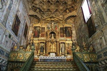 Palazzo Dar-al-Horra o Monastero di Santa Isabella a Granada