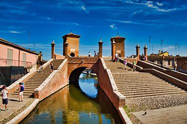 Comacchio - I dintorni di Ravenna