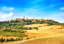 Dintorni di Siena