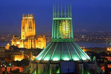 Le due cattedrali di Liverpool