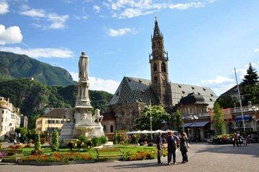 Il Duomo di Bolzano