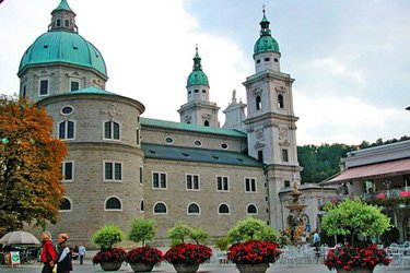 Duomo di Salisburgo