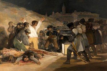 Le Fucilazioni del 3 maggio di Goya