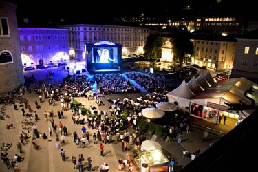 Il Festival della Musica a Salisburgo