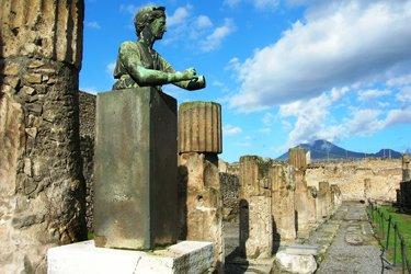 Il Foro di Pompei
