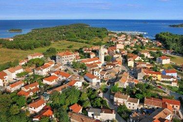 Orsera e Funtana in Istria
