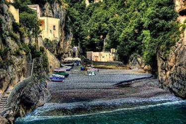 Furore in Costiera Amalfitana