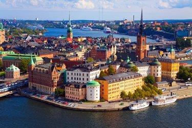 La Città Vecchia di Stoccolma