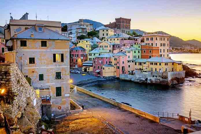 Genova le 10 cose pi importanti da fare e vedere a genova for Apri le foto del piano