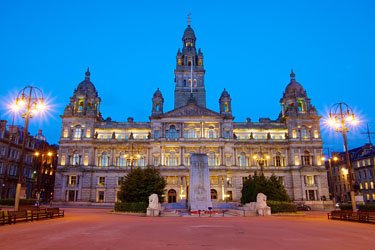George Square a Glasgow