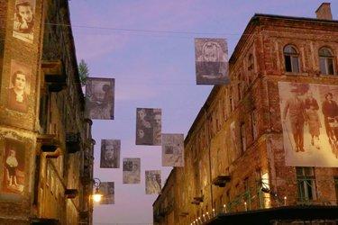 Risultati immagini per ghetto ebraico varsavia