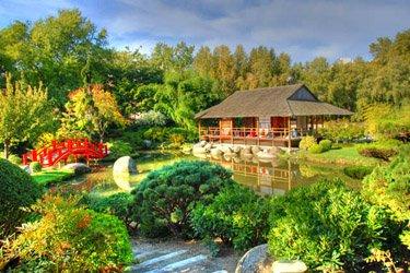 Il Giardino Giapponese a Tolosa