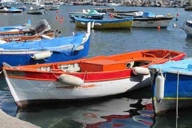 Giro di Procida in barca