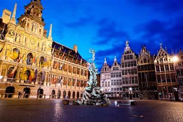 Grote Markt Anversa