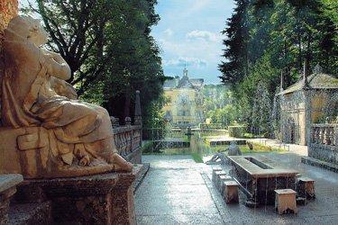Castello Hellbrunn a Salisburgo