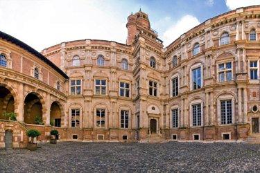 Hotel D'Assezat a Tolosa