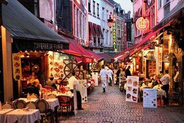 L'Ilot Sacrè di Bruxelles