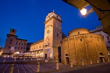 Rotonda di San Lorenzo a Mantova