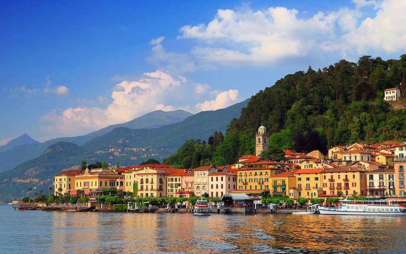 Lago di como 10 cose da vedere sul lago di como for Case belle da vedere
