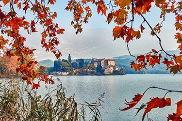 Il Lago di Toblino a Trento