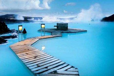 Blue Lagoon a Reykjavík