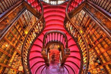Libreria Lello e Irmao a Porto