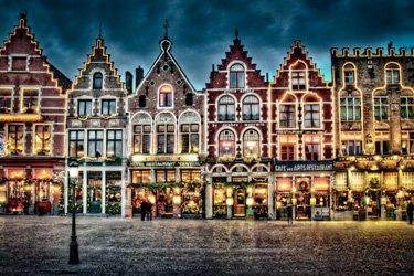 Bruges le 10 cose da vedere assolutamente a bruges for Case belle da vedere