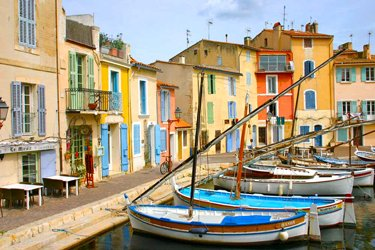 Martigues in Provenza