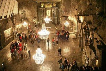 Le Miniere di Sale di Cracovia