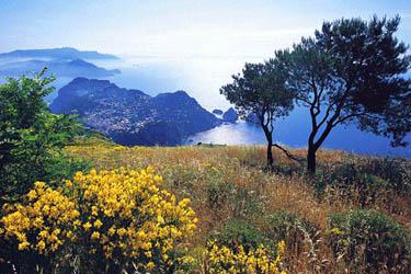 Monte Solaro a Capri