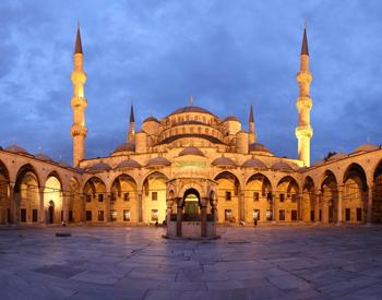 La Moschea di Solimano a Istanbul