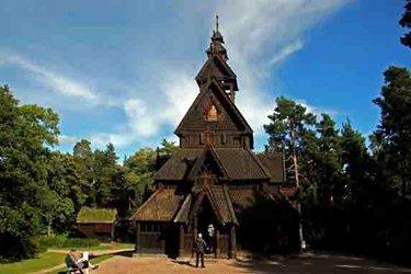 Museo del Folclore Norvegese