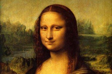 La Giocanda al Louvre di Parigi